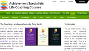 Achievement Specialists Life Coach Training
